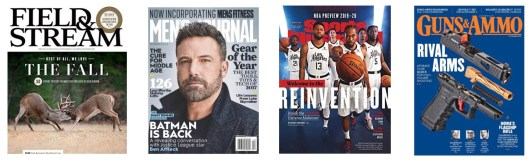 Gift Ideas for your man : magazine subscription
