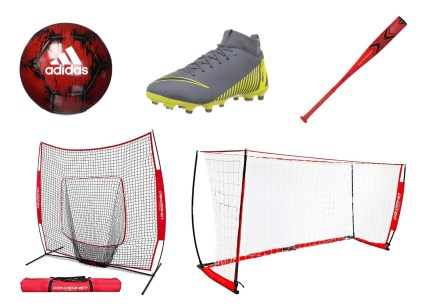 Gift Ideas: sports equiptment