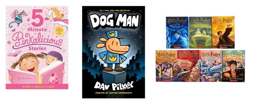 4 gift rule, Read: Grade School Books