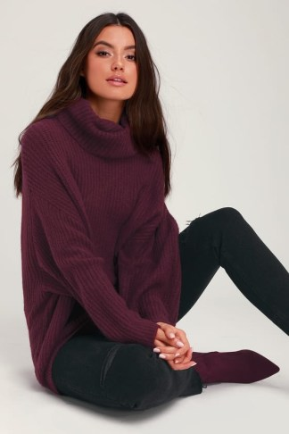 Cozy Sweaters: Turtleneck