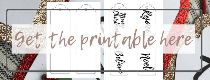 Get the Gift Tag Printable Here