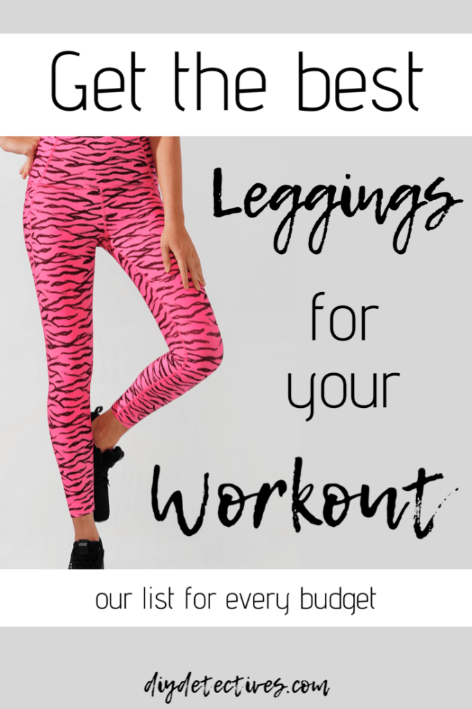 Get the Best Leggings for Your Workouts