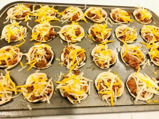 Easy recipe: add cheese