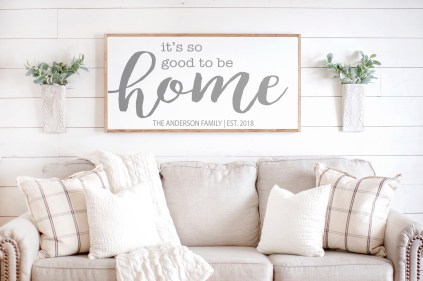 Home Decor Family Signs