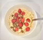 Healthy Breakfast: Power Protein Oatmeal