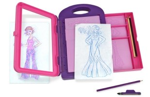 Crafts for Girls: Fashion Design Kit