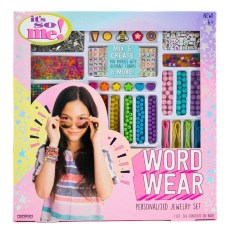 Word Wear Jewelry Set