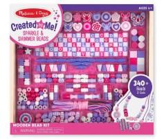 Wood Bead Jewelry Kit