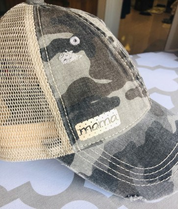 Mom Hat Cricut Project