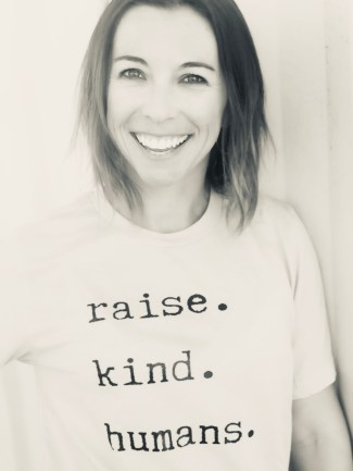 Mom Clothes: Raise Kind Humans Tee