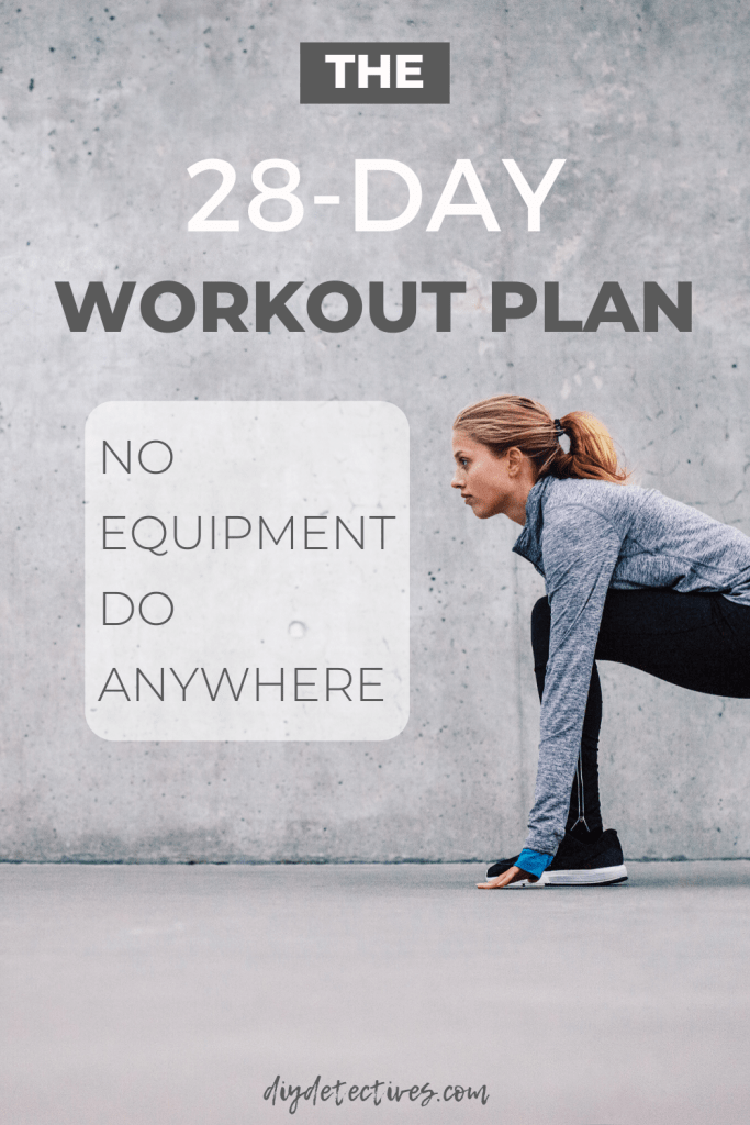 28-Day Workout Plan