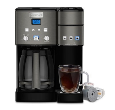 Great gifts: Cuisinart Combo Coffee Maker