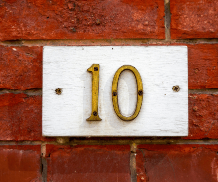 DIY Outdoor Projects: Upgrade Your House Number