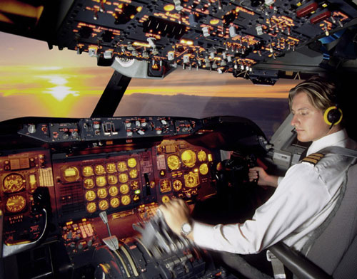 How to be a pilot (1/2)