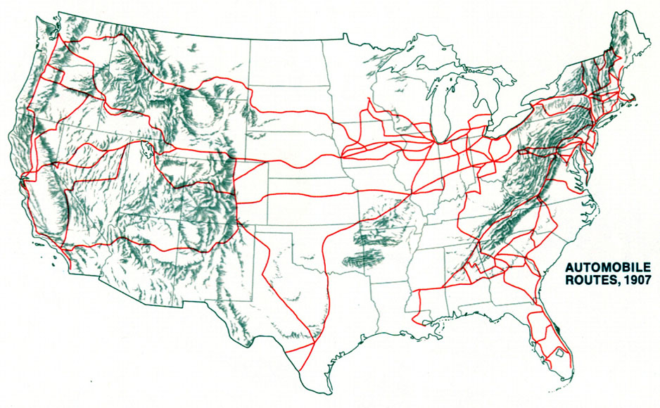 The United Maps of America (3/6)