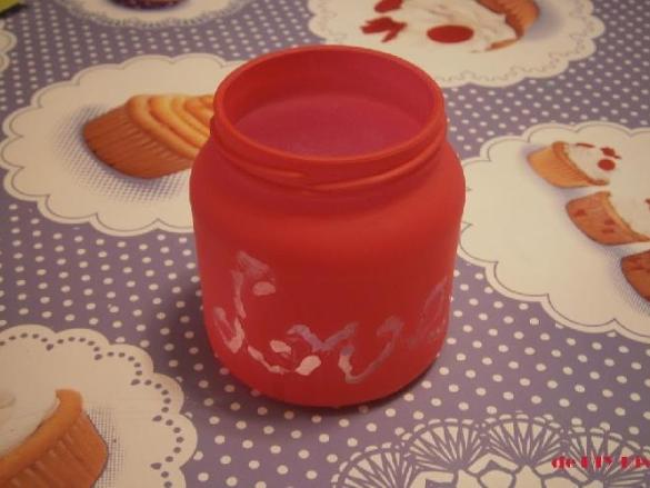 Jar art oftewel jampottenkunst