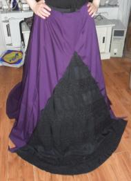 rokdeel bruidsjurk diydiva gastblog
