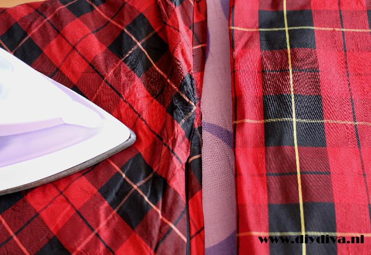 zijden rok wassen diydiva