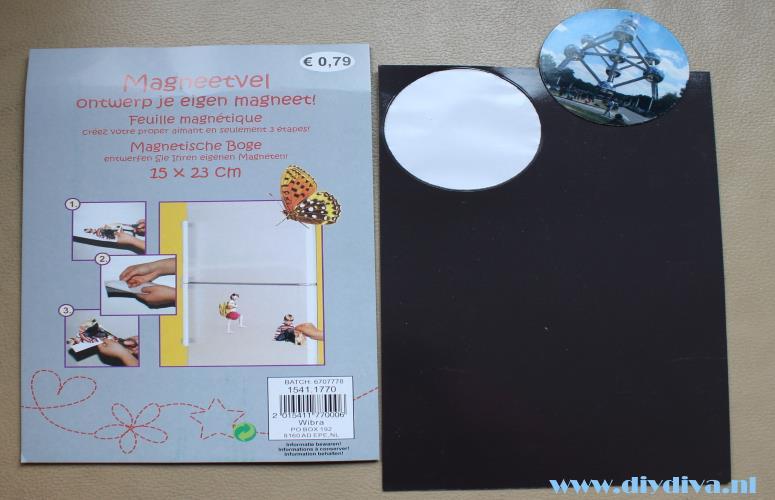 Wonderbaar Surprise : koelkastmagneten maken – De DIY Diva SC-03