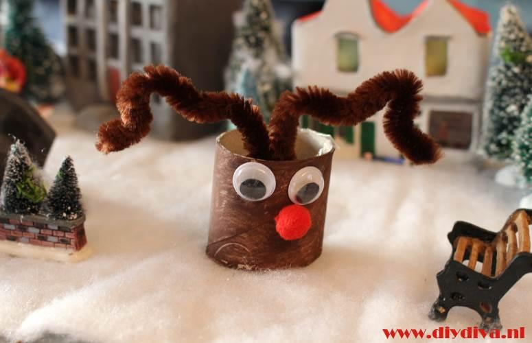kerst knutselen kleuters diydiva