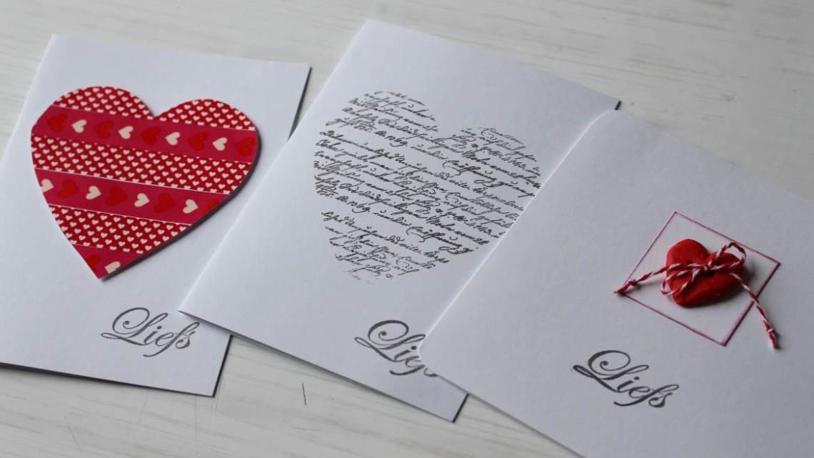 Valentijnsdag diy diydiva