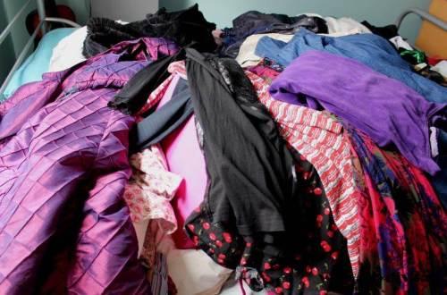 Marie Kondo opgeruimd kleding diydiva