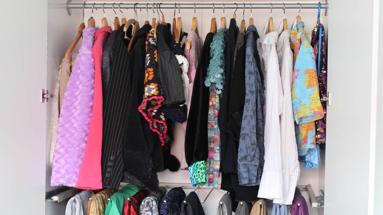 De perfecte garderobe!