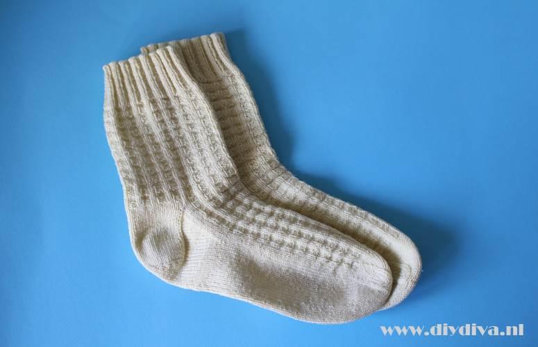 sokken motief oma diydiva