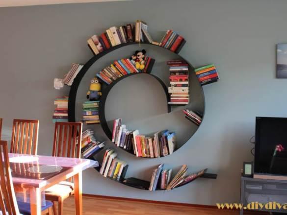 Boekenwurm in huis!