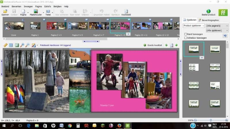 fotofabriek schermafbeelding