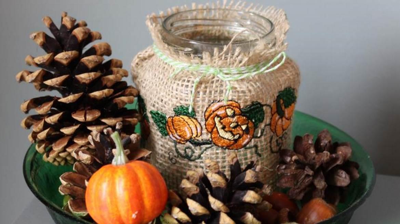 Een creatieve herfst