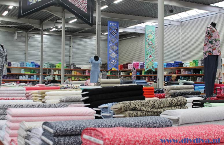 Nooteboom Textiles Tilburg Knipster 2017 dediydiva Martine