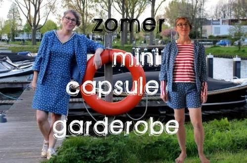 mini capsule garderobe matrozenjurk diydiva