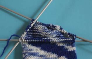 handleiding sokken breien tutorial diydiva