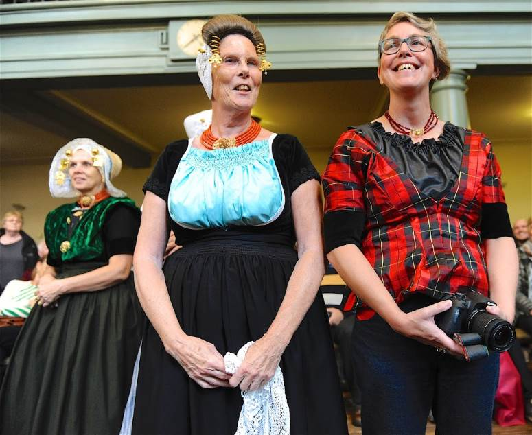 klederdrachtgroep Mooizeeland jak diydiva