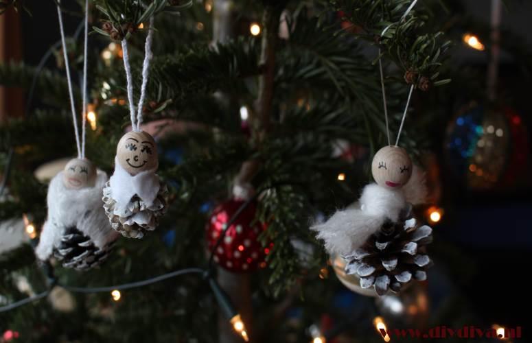 denneappel decoratie kerstmis diydiva