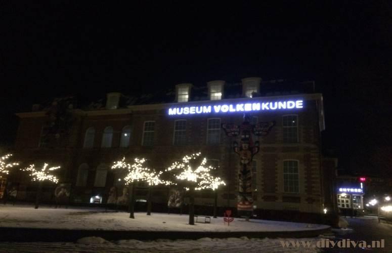 museum volkenkunde avond diydiva