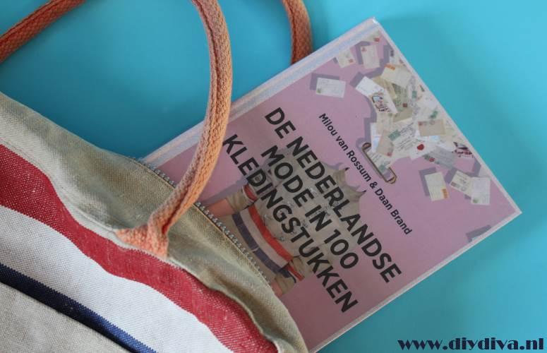 Hollandse mode 100 stukken postzak diydiva