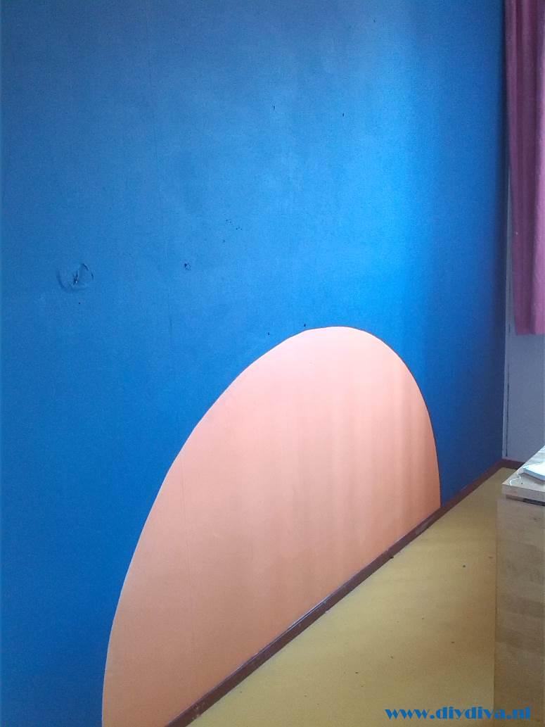 kamer drukke kinderen kleuren diydiva