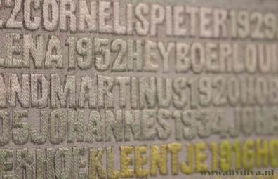 watersnoodmuseum borduurwerk diydiva