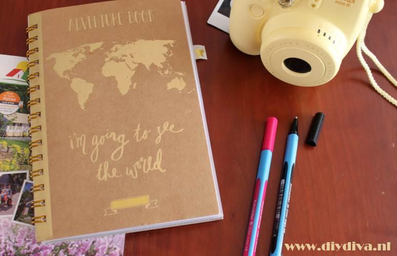Dissfordazzle vakantie dagboek diydiva