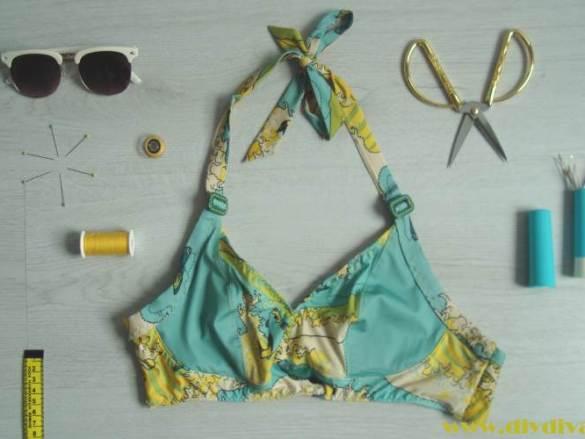 Bikini verbouwing Marlies Dekkers