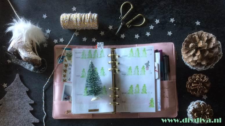 kerstplanner blog