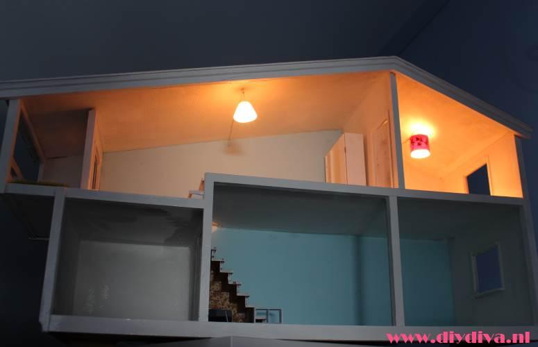 poppenhuis renoveren licht diydiva