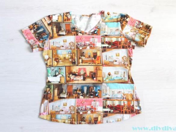 Twee shirts tegelijk!