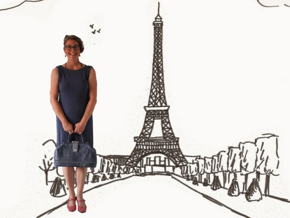Stipjurk in Parijs
