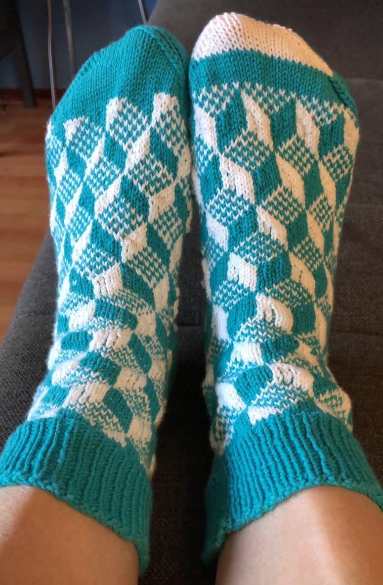 Esscher sokken diydiva