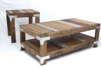 DIY Coffee Table and End Table by Rogue Engineer - DIY ...