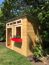 An Easy-to-Build DIY Outdoor Wood Playhouse  Inspired by ...