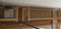 Suspended Garage Storage - DIY Done Right